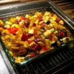 Rezept für gesundes Curry-Senf-Hähnchen