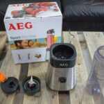 AEG PerfectMix SB 2400 Mini Mixer Standmixer Erfahrungsbericht