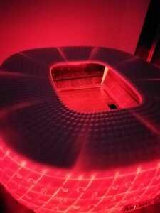 3d puzzle allianz arena ergebnis licht 3