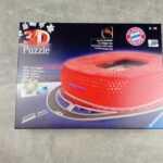 3D Puzzle Allianz Arena Erfahrungsbericht